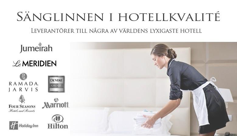 Hotelleverantör